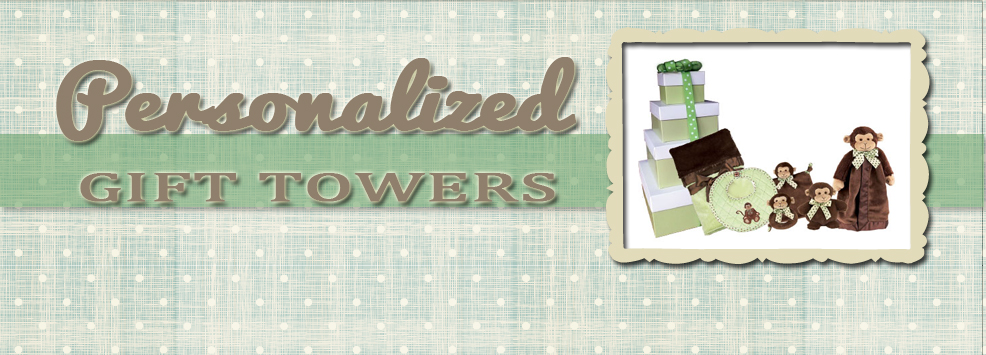 Personalized baby gifts new baby gifts baby shower gifts free personalized gift towers negle Images