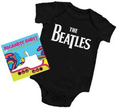 Beatles Onesie & More Beatles Gift Set