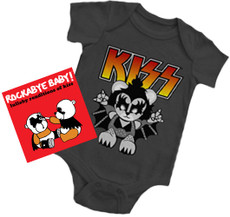 KISS Onesie Gift Set
