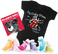 Rolling Stones Sticky Little Fingers Gift Set Girls