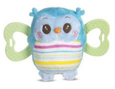 Adorable Owl Teether