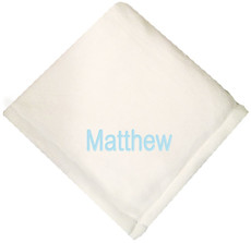 Natural Micro Fleece Baby Blanket