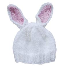 Bailey Bunny Hat- Pink