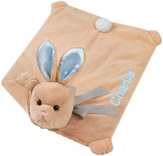 Bunny Tail Belly Blanket