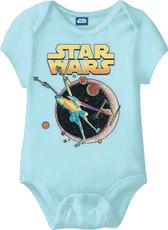 Star Wars X Wing Baby Onesie