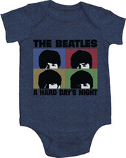 Beatles Hard Days Night Onesie