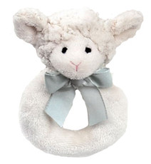 Lil' Lamby Ring Rattle