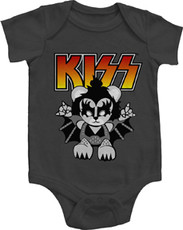 Kiss Little Demon Onesie