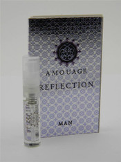 Amouage Reflection Man EDP 2ml Vial Sample New With Card