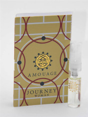 Amouage Journey Woman EDP 2ml Vial Sample New With Card