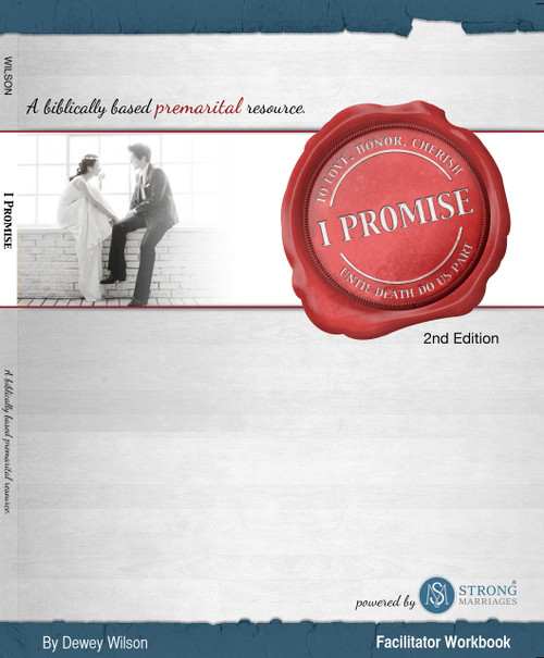 I Promise 2nd Edition Facilitator Workbook & Assessment