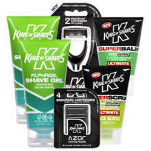 *NEW* King of Shaves Cooling Ultimate Starter Pack