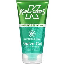 Shave Gel SuperCooling (150m)
