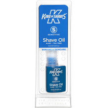 Shave Oil Sensitive (15ml)