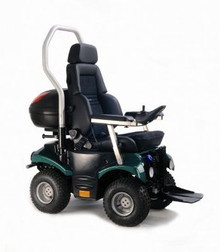 Pride P4 4x4 Power Chair