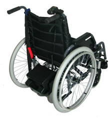 Pride Mobility Power Assist HD
