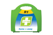 Home 'N' Away First Aid Kit – Plastic Portable