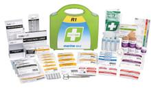 R1 Marine Max First Aid Kit – Plastic Portable
