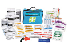 R1 Remote Vehicle First Aid Kit – Portable Plastic