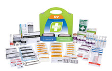 R2 Constructa Max First Aid Kit – Plastic Portable