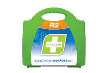 R2 Electrical Workers First Aid Kit – Plastic Portable