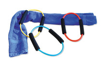 The Body Concept BODY-RING will shape your legs and improve overall lower body muscle tone.