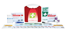 Deluxe Burns Station First Aid Kit