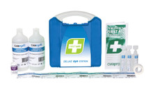 Deluxe Eye Station First Aid Kit – Plastic Portable