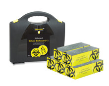 Deluxe Biohazard First Aid Kit