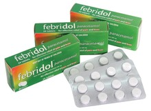 Febridol Tablets