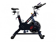 V1000 is used by sports enthusiasts in resident and light commercial environments! This spin bike has a sleek sporty design which is a nice addition to any fitness exercise area!