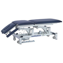 EVERFIT HEALTHCARE  5 SECTION TREATMENT TABLE, for use in a wide range of clinical settings.