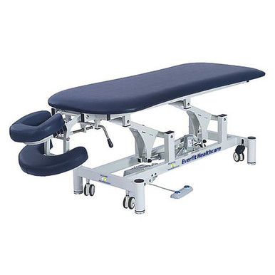 Everfit Healthcare Contoured Massage Table designed for the professional