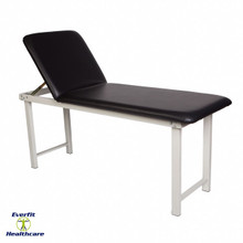 Everfit Healthcare 2 section free standing treatment table