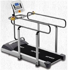 he Spirit LW 180 Treadmill can be used for light commercial or residential use.