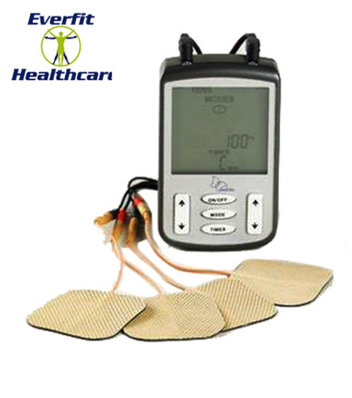 Digital tens with EMS