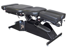 Trademark Chiropractic table is an affordable choice for a growing practice or as a starter table
