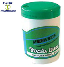 Mediwipes-Wipe out cross infection