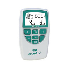 NeuroTrac™ Rehab Tens Unit is an Advanced, modern digital dual channel TENS and EMS unit.