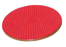 Superb quality - Metron Wobble Boards offer a durable, non-slip, easy-to-clean surface with anti bacterial properties.