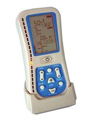 The NeuroTrac™ Myo Plus -Single Channel EMG + Stimulation unit
