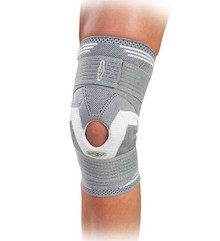 Donjoy Elastic Knee Brace Strapping