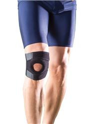 Knee Support Adjustable wrap-around design for custom fit.
