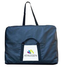 Athlegen Transit Bag - Black with carry strap