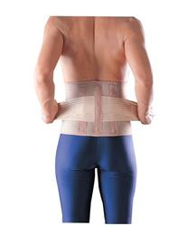 Sacro Lumbar Support Provides support for lower back injuries.