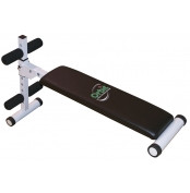 Orbit Sit-up Board   Get a lean hard abs with this adjustable home gym fitness equipment.