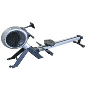 The Orbit  Blade Rowing Machine - R400 is a Dual Air and Magnetic Resistance Rowing Machine.
