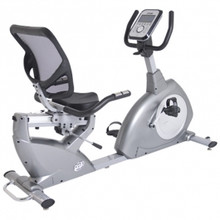 Orbit Recumbent bike gives you a comfortable extending length for your workouts, thereby enhancing the cardiovascular benefits of your routines.