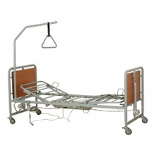 Community Bed-Offering the practical convenience of a nursing bed coupled with design simplicity for the home environment.