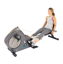 HYBRID MAG TRAINER 2.0 ROWER / RECUMBENT is the popular choice for fitness and body toning!